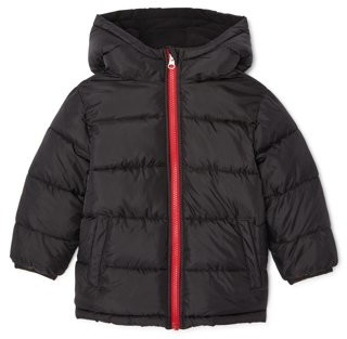Wonder Nation Baby and Toddler Boys Bubble Jacket