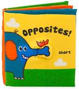 Melissa & Doug Opposites! Soft Activity Book