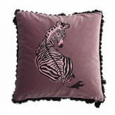 Bivain Zebrano Velvet Cushion