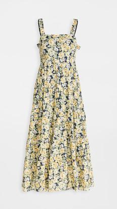 La Vie Rebecca Taylor Sleeveless Serena Tank Dress