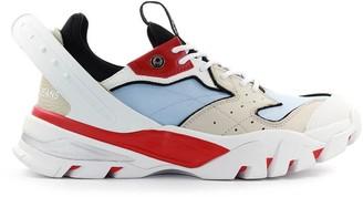 Calvin Klein Calador White Red Sneaker
