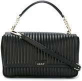 DKNY ribbed crossbody bag