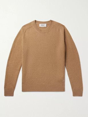 Valstar Cashmere Sweater - Men - Brown