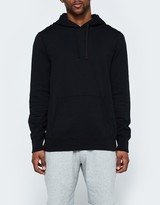 Reigning Champ Pullover Hoodie - Lightweight Terry in Black