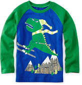 JCPenney Okie Dokie Long-Sleeve Raglan Tee - Toddler Boys 2t-5t