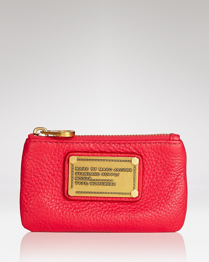 Marc by Marc Jacobs Pouch - Classic Q Key