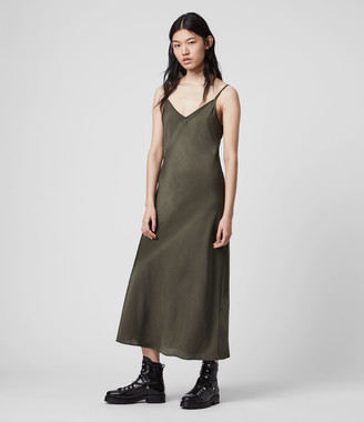 AllSaints Tierney Slip Dress