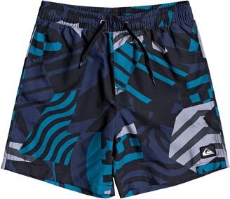 Quiksilver Neo Geo Volley Shorts