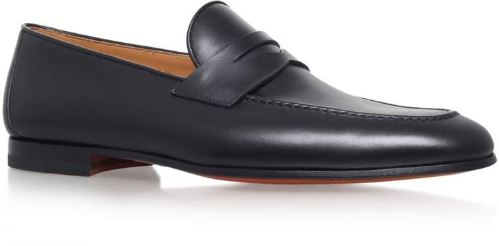 Magnanni Roberto Leather Penny Loafer