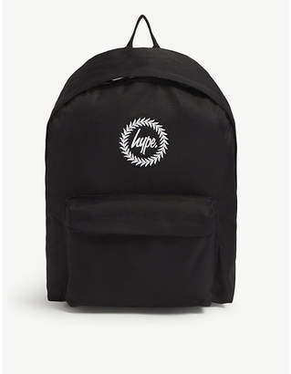 Hype Basic canvas backpack