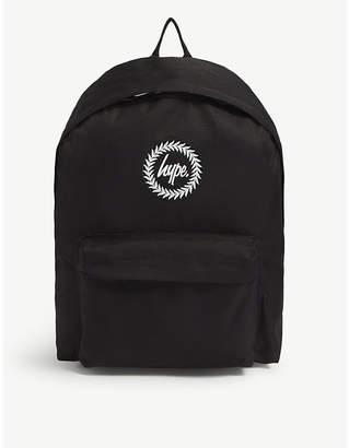 Hype Basic canvas backpack