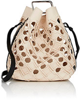3.1 Phillip Lim WOMEN'S QUILL BUCKET BAG-WHITE