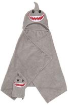 Kids Shark Towel And Mitt Set