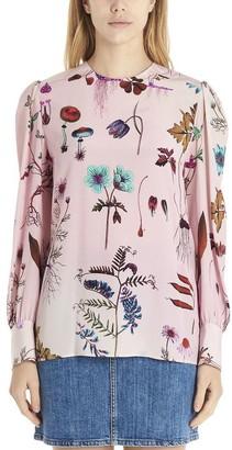Stella McCartney Floral Printed Blouse