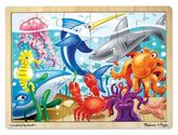 Melissa & Doug Under The Sea 24-Piece Wooden Jigsaw Puzzle