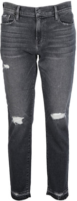 Frame Distressed Jeans