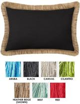 Standard Lumbar Outdoor Throw Pillow