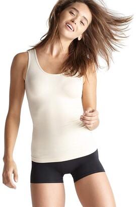 Yummie Women's Plus Size Lena Seamless Shapewear Tank