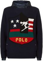 Ralph Lauren Knitted Waterproof Jacket