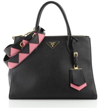 Prada Paradigme Tote Saffiano Leather Medium
