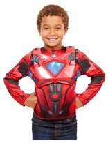 Power Rangers Deluxe Red Ranger Dress Up Set