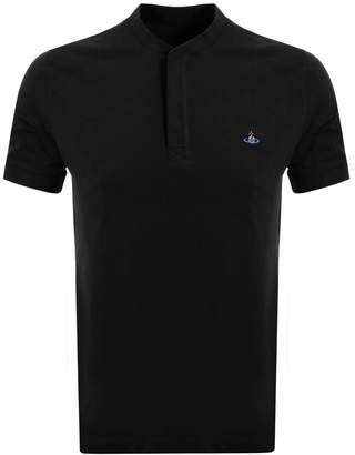 Vivienne Westwood Pique T Shirt Black