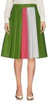 Prada Knee length skirts - Item 35356145