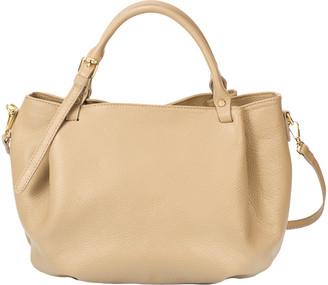 Giorgio Costa Italian Leather Leather Top Handle Bag