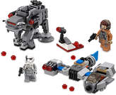 Disney Ski Speeder vs. First Order Walker Microfighters Playset by LEGO - Star Wars: The Last Jedi