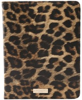 Kate Spade Leopard iPad Folio (Natural) - Bags and Luggage