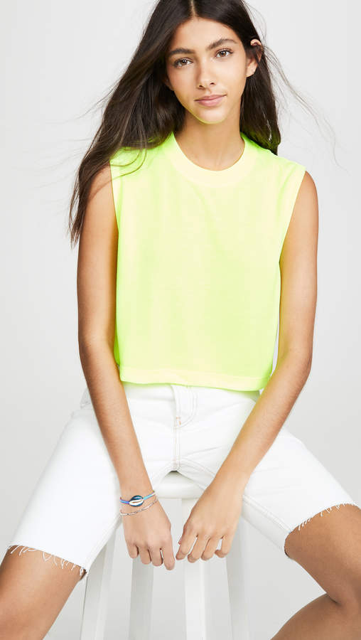 2f089a8b Neon Yellow T Shirts - ShopStyle