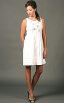 Silk Dot Bead Dress
