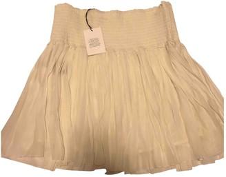 Etoile Isabel Marant White Skirt for Women