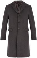 Acne Studios Gavin single-breasted wool-blend coat