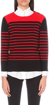 Claudie Pierlot Mainsail knitted jumper