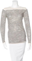 Etoile Isabel Marant Striped Long Sleeve Top