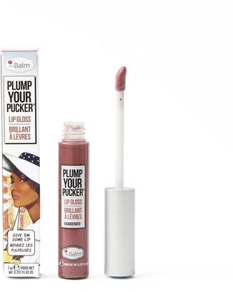 TheBalm Plump Your Pucker Lip Gloss