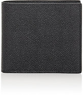 Thom Browne Men's Leather Billfold-BLACK