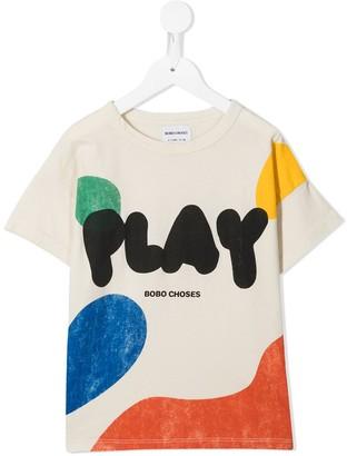 Bobo Choses Play Landscape print T-shirt