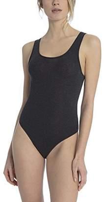 Calida Women's 027 Vest - Black - UK