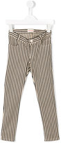 Simple Moss trousers - kids - Cotton/Spandex/Elastane - 3 yrs