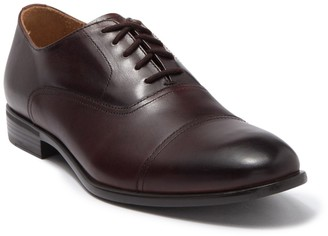 Warfield & Grand Moore Cap Toe Leather Oxford
