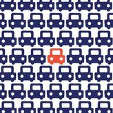 Avalisa Autos Pattern Stretched Print