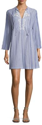 Antik Batik Farel Cotton Shift Dress
