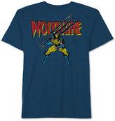 JEM Men's Wolverine Slashed Graphic-Print T-Shirt