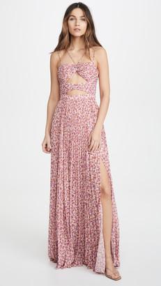 AMUR Lana Dress