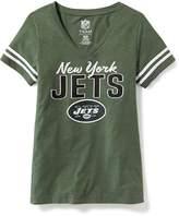 Old Navy NFL® Team V-Neck Tee for Women