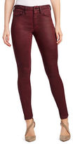 Jessica Simpson Hi-Rise Metallic Skinny Pants