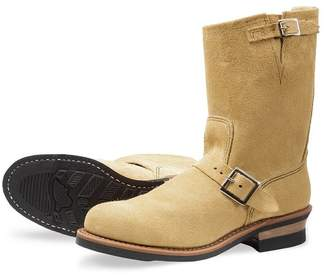 Red Wing Shoes Leather Engineer Boot