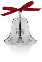 Towle 36th Edition 2016 Silver Plated Musical Bell Ornament